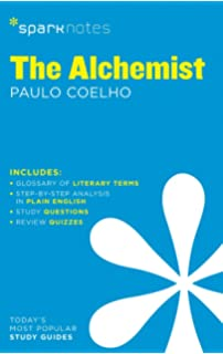 literary devices in the alchemist