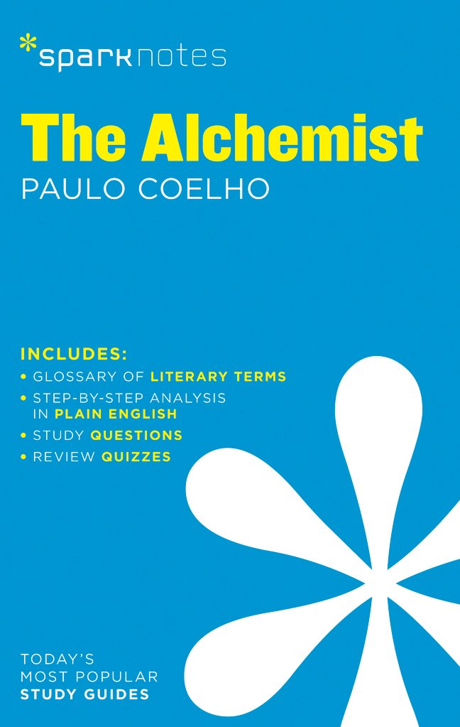 Amazon The Alchemist Sparknotes Literature Guide Sparknotes