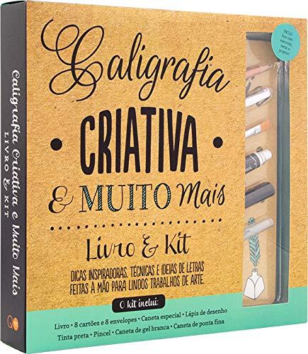 Caligrafia Criativa e Muito Mais - Livro (+ Kit)