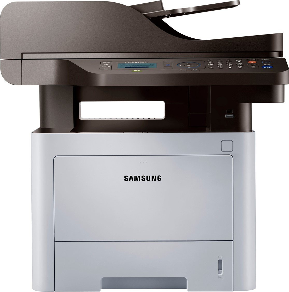 Samsung ProXpress M3870FW Wireless Monochrome Laser Printer with Scan/Copy/Fax, Mobile Connectivity, Duplex Printing, Print Security & Management ...