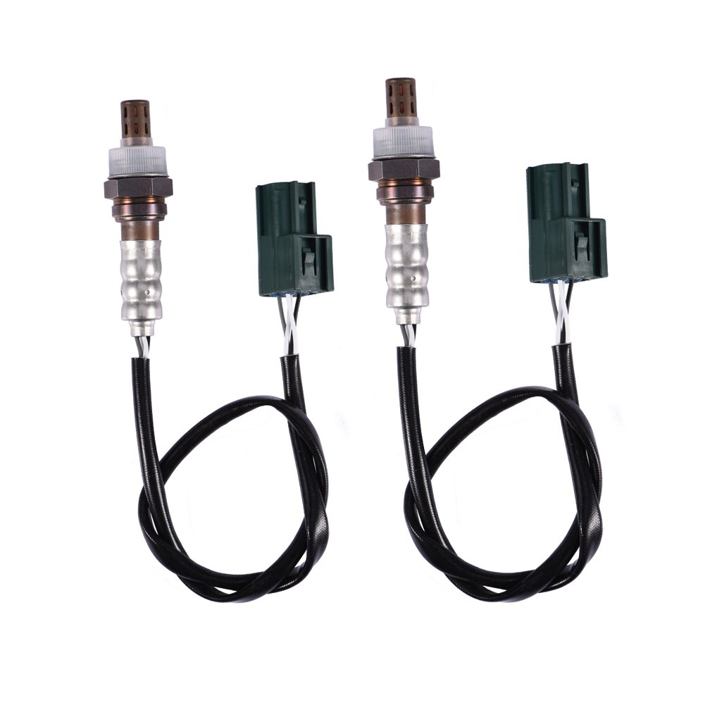 Catinbow 2pcs 234 4301 Oxygen O2 Sensor 177 Extension 2005 Nissan Maxima Wiring Diagram 4 Wire For 04 05 06 Altima Automotive