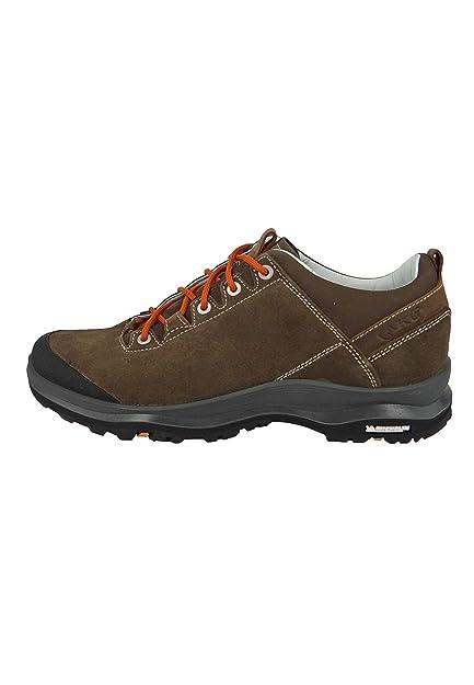 purchase cheap 473bb e7016 Amazon.com  Aku La Val Low GTX Walking Boots UK 12 Brown  Hi