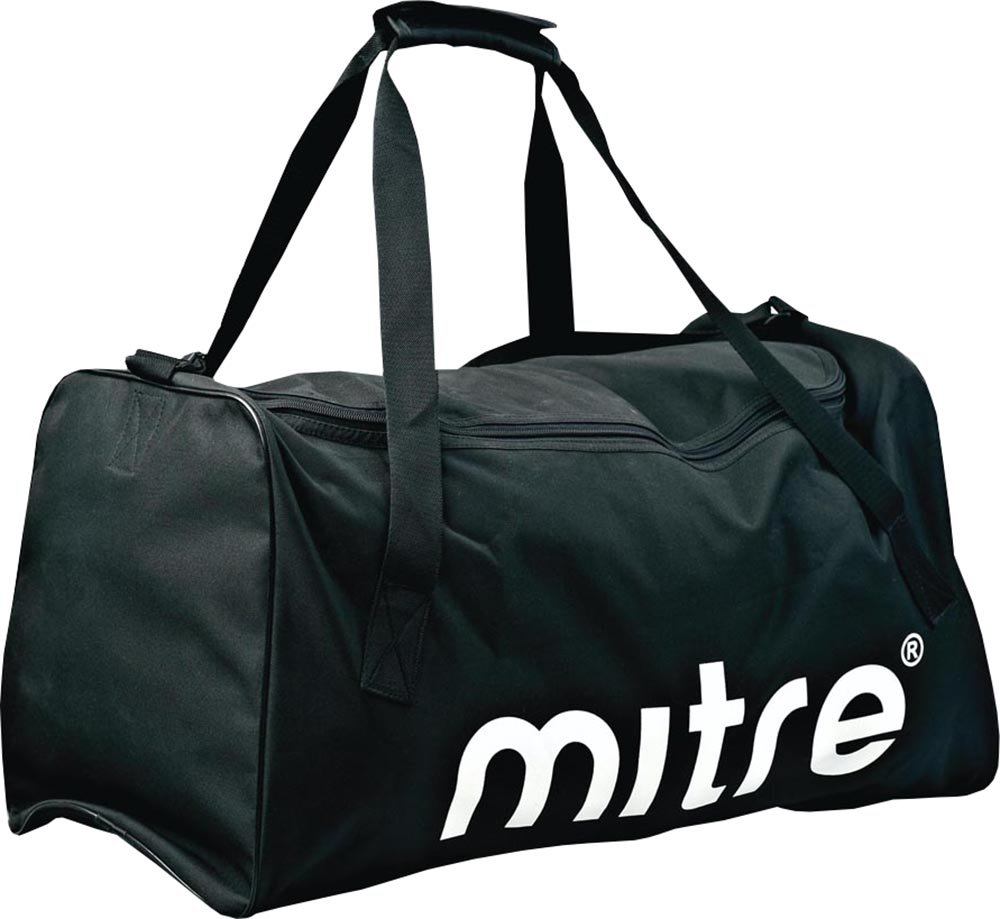 CreativeMinds UK Mitre Sunday League Team Holdall Football Soccer Sports Storage Bag Duffle