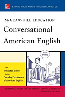 McGraw-Hills Conversational American English (McGraw-Hill ESL References)