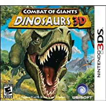 Combat of Giants: Dinosaurs 3D - Nintendo 3DS Standard Edition