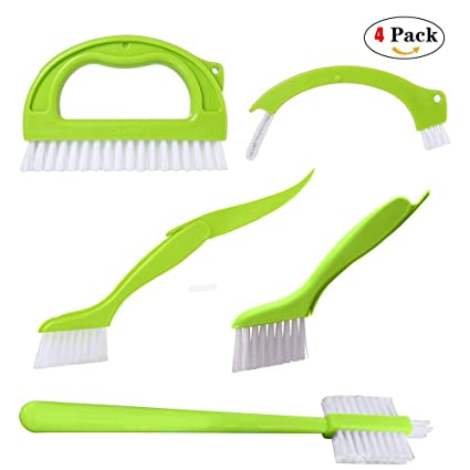Amazon Amrzs Grout Cleaner Brush Tile Cleaning Brush Floor