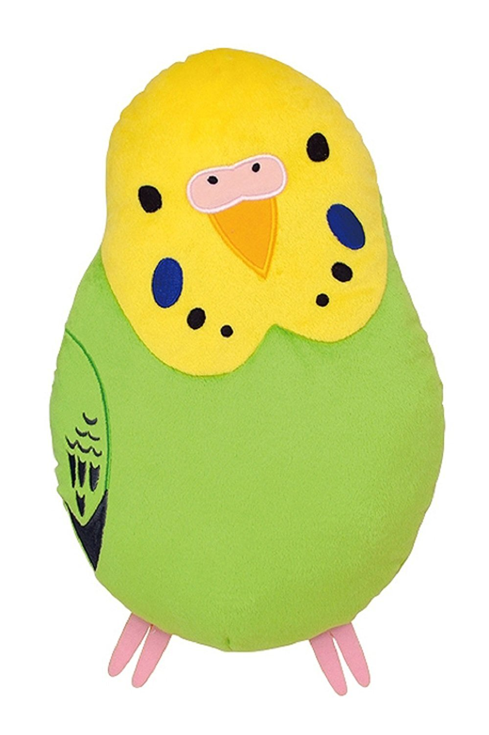 Kotri collection Budgerigar cushion Green
