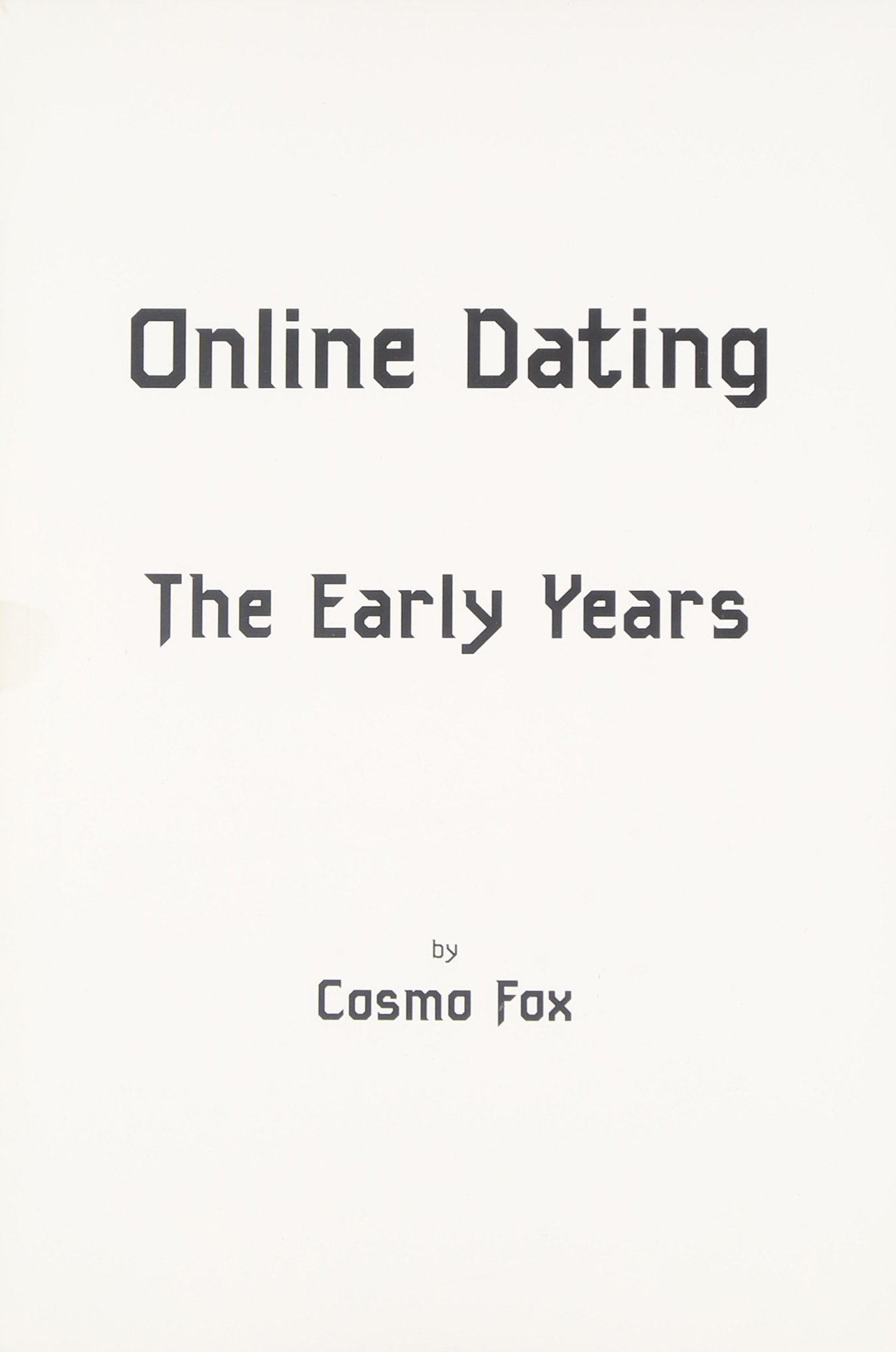 Cosmo online dating