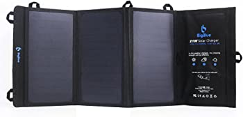 BigBlue 	B404 5V 21W Solar Powered Charger