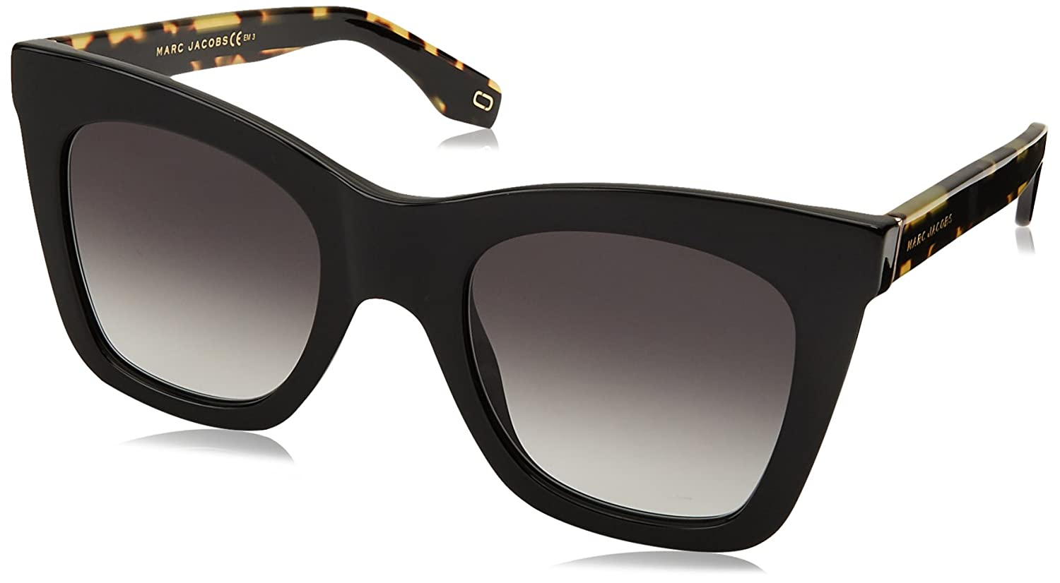 Marc Jacobs Marc 279/S GB Gafas, Black/GY Grey, 50 Mujeres ...