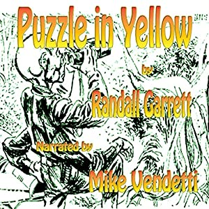 Puzzle in Yellow Audiobook