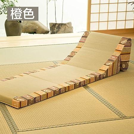 Zichen Silla plegable Sillas de Tatami Plegables en el Piso ...