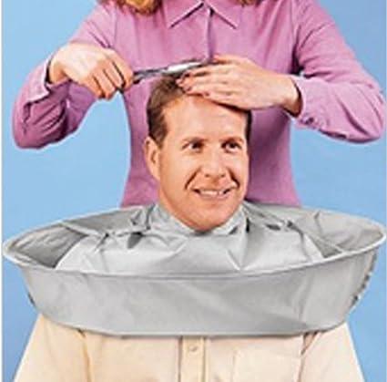 GUOQY-capa del peluquero, capa del peluquero, paraguas del traje, delantal de