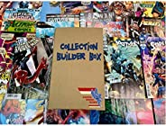 The Collection Builder Comic Box : Build your collection automatically with 10 hand selected Marvel,DC,and Ind