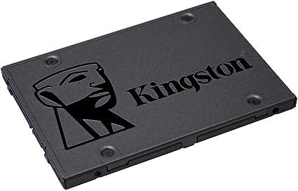 Kingston Technology A400 SSD 480 GB Serial ATA III: Amazon.es ...