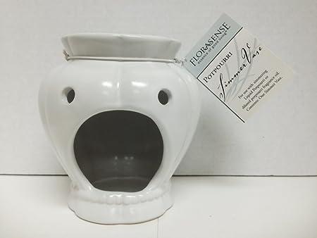 Florasense Potpourri Simmer Vase 4 Pieces Product Description