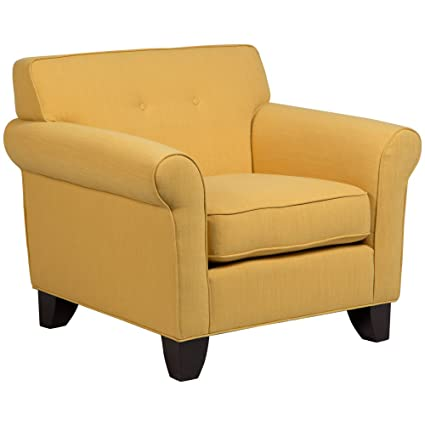 Amazon.com: Porter diseños u7284 Daisy Loveseat, amarillo ...