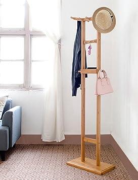Cintres de sol Porte-manteau Porte-vêtements Porte-manteaux Chambre ...