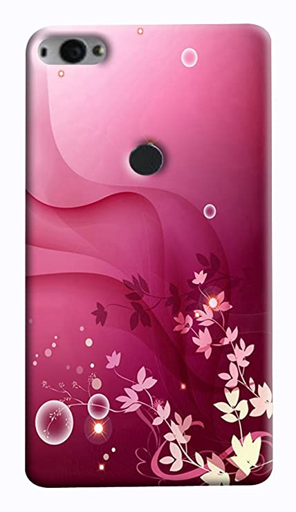 new product 021db 8110b RKMOBILES Printed Back Cover for Smartron Srt (Pink)