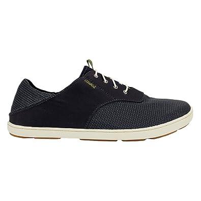 826eea851aaf OLUKAI Men s Nohea Moku Shoes Black Black 7