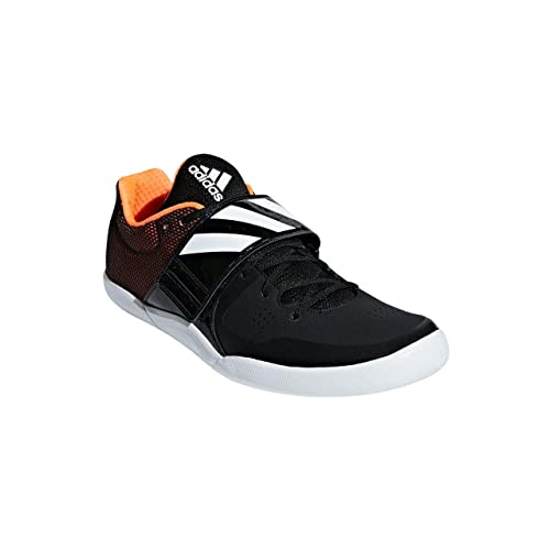 on sale b1fa6 f5ace adidas Unisex-Erwachsene Adizero DiscusHammer Traillaufschuhe, Schwarz  (NegbásCermet