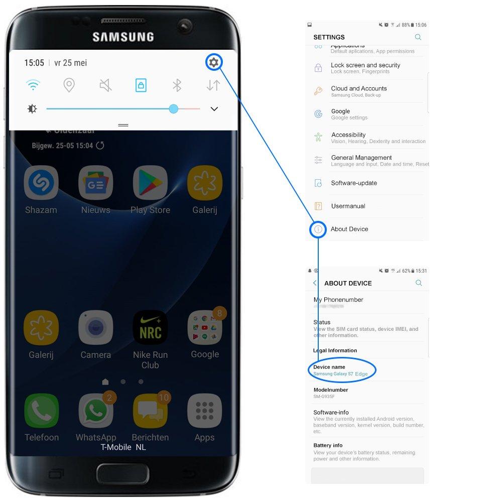 Sim Pin Incl Pink Gold MMOBIEL Bandeja de Tarjeta SIM//SD Compatible con Samsung Galaxy S7 G935 Edge 5.5 Pulg.