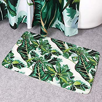 Amazon Com Ao Blare Tropical Palm Leaves Decor With