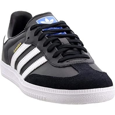 adidas Kids Unisex Originals Samba OG Shoes (11 M US Little Kid)