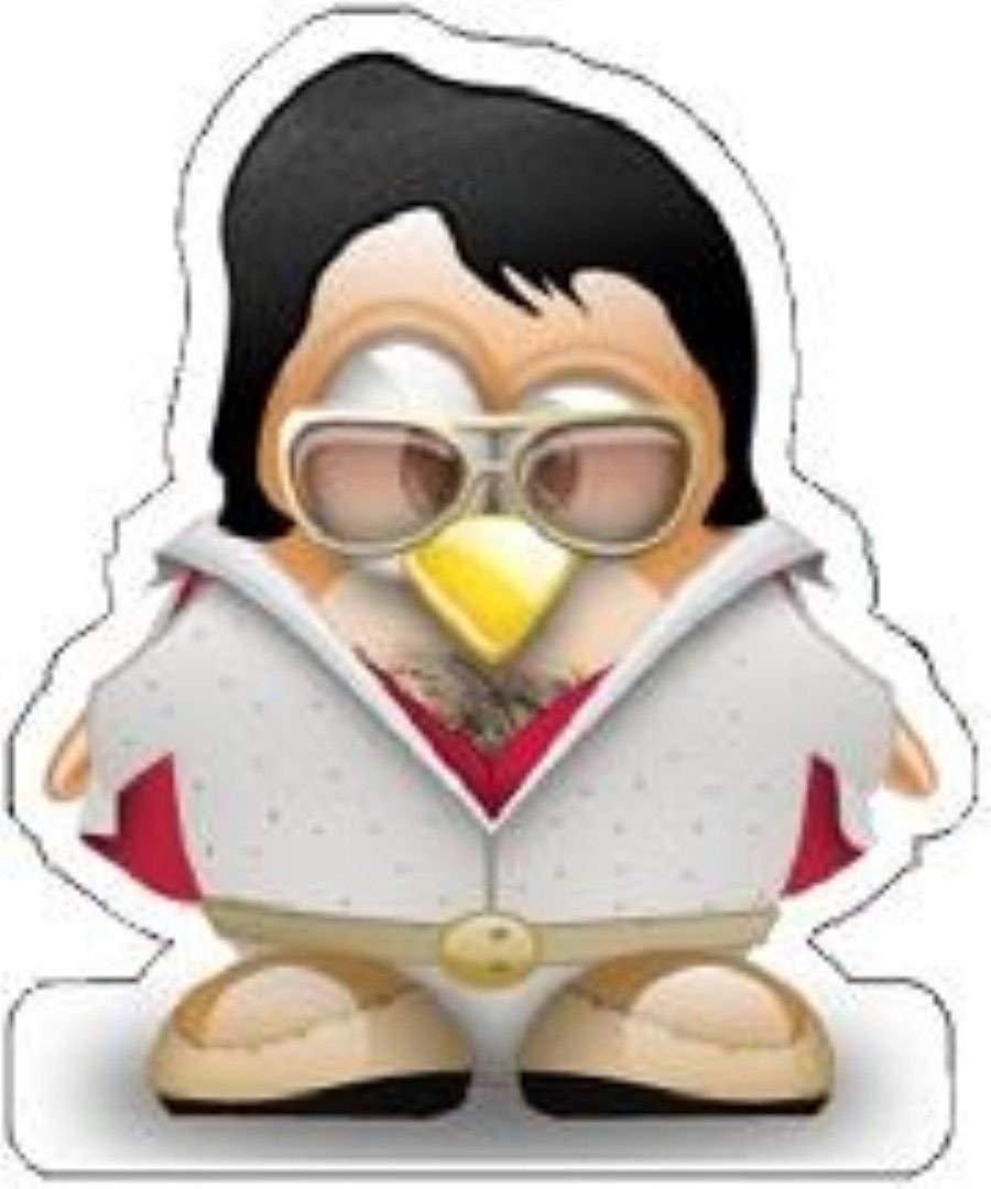 直送商品 MFX Design タックス Linux ペンギン ノートパソコン ステッカー 3インチ アメリカ製 デカール ステッカー ツールボックス ステッカー デカール ウィンドウ ステッカー デカール ハード ハット ステッカー デカール ビニール - アメリカ製 3インチ x 2.5インチ。 B07GRKNXGM, 50%OFF:92512724 --- a0267596.xsph.ru