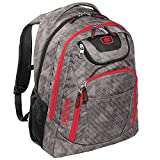 "Ogio Business Excelsior Backpack - 4 Colours / 15.5"" x 11.25"" - Cynderfunk/Red"