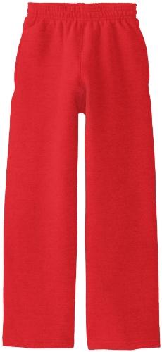 Soffe Big Boys' Open Bottom Heavy Weight Pocket Sweatpant, R