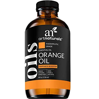 ArtNaturals Sweet Orange Essential Oil 4oz