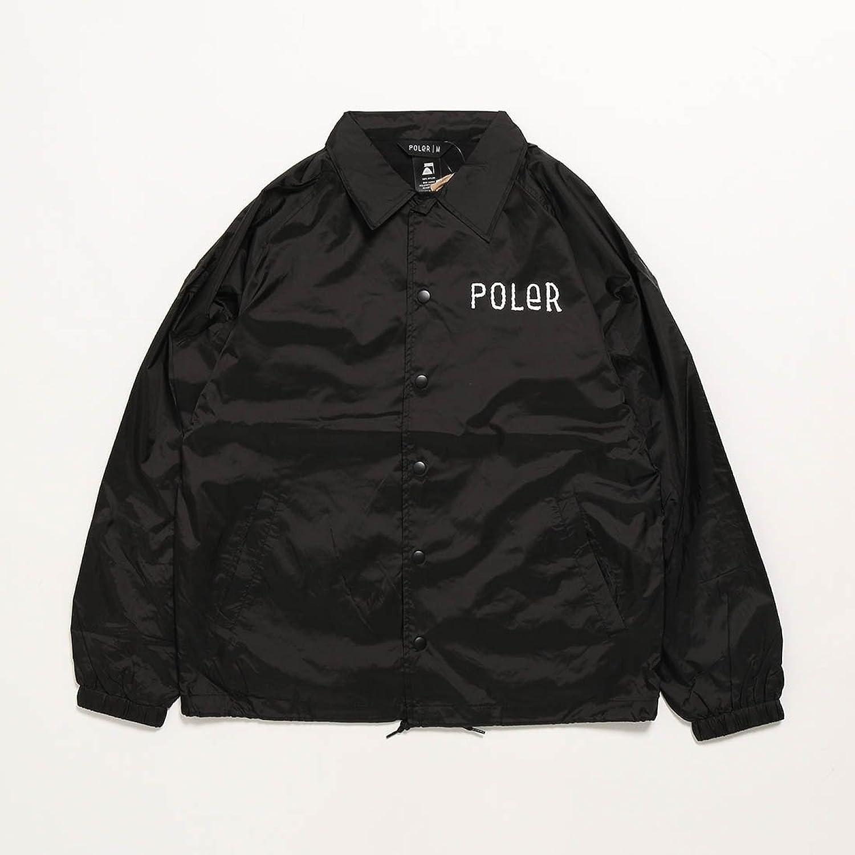POLeR コーチジャケット