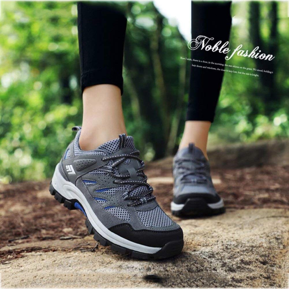 Oudan Sommer Mesh Wanderschuhe Rutschfeste Outdoor-Schuhe Lässige Sportschuhe Damenschuhe Damenschuhe Damenschuhe Turnschuhe Walking Laufschuhe Slip on (Farbe   C Größe   37) (Farbe   C Größe   37) cb8981