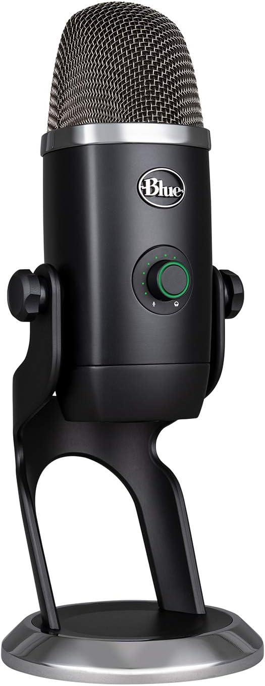Opinión micrófono de condensador Blue Yeti