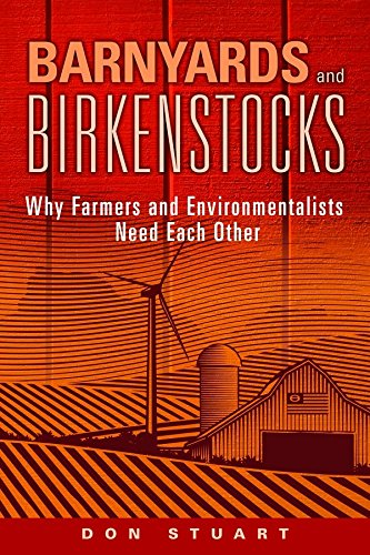 Price comparison product image Barnyards and Birkenstocks: Why Farmers and Environmentalists Need Each Other