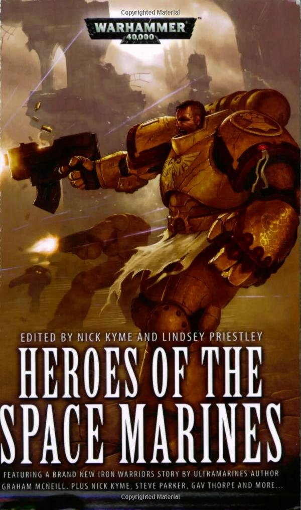 Heroes of the Space Marines (Warhammer) pdf epub