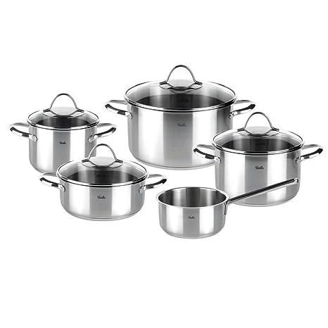 Fissler – 211405 Paris Batería de cocina (5 piezas)