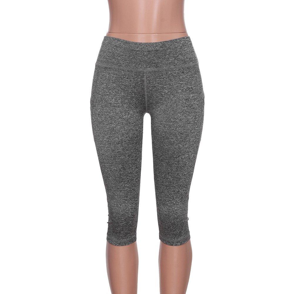 Modaworld _Leggins Mujer fitness Leggings Deportes Mujeres Pantalones Deportes Impresión de Fitness Gym Yoga Pantalon Deportivo Mallas de Running ...