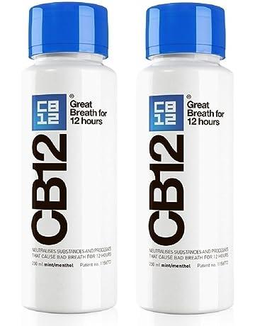 CB12 250ML 2 PACK Mint / Menthol Mouthwash.