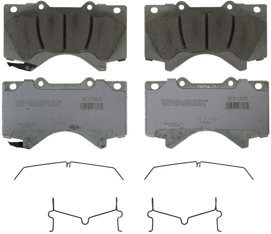 Disc Brake Pad Set-OEX Disc Brake Pad Rear Wagner OEX1120