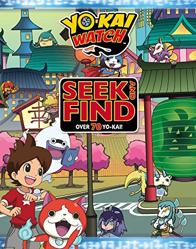 Price comparison product image YO-KAI WATCH: Seek and Find