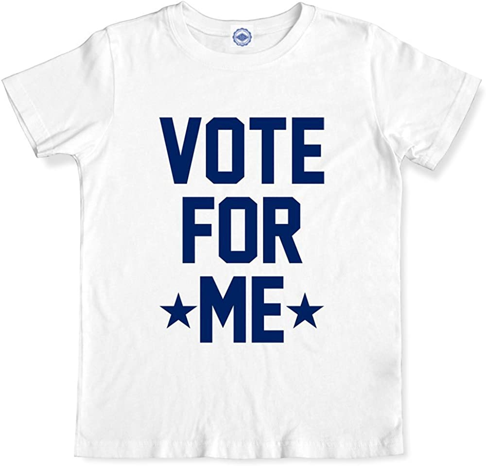 Vote For Me Kids T-Shirt Hank Player U.S.A
