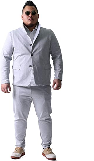 スーツ カジュアル
