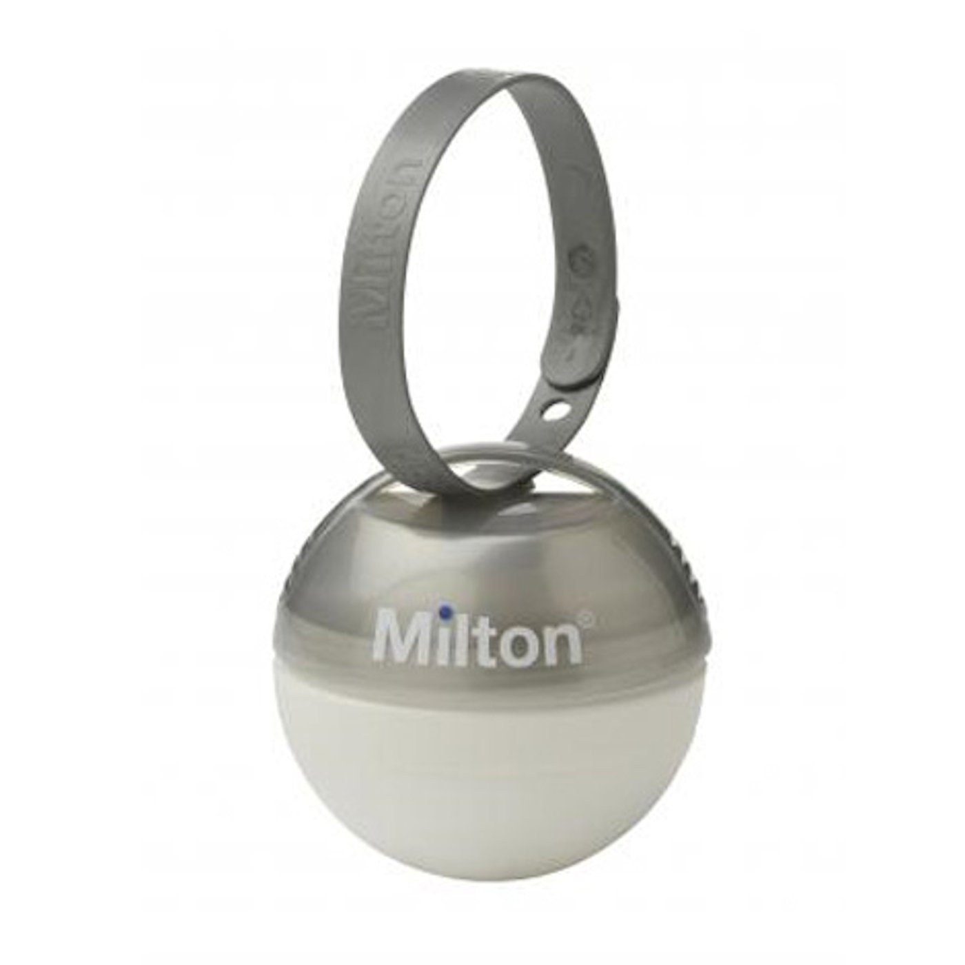 Silver Milton Mini Soother Steriliser
