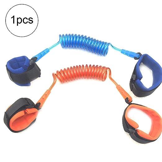 Hilai - Pulsera de Cuerda de tracción para la muñeca con arnés de ...