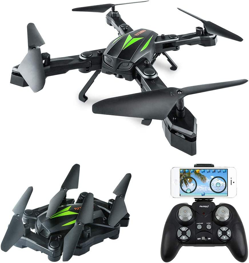 Akaso A200 racing drone is at #7 for best drones under 50 dollars