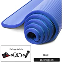 TP Engrosamiento Antideslizante Yoga Mat NBR Aptitud
