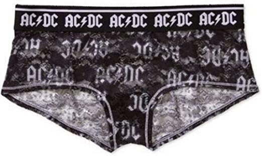 AC//DC Boyshort Panties