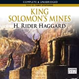 King Solomon's Mines by H. Rider Haggard front cover